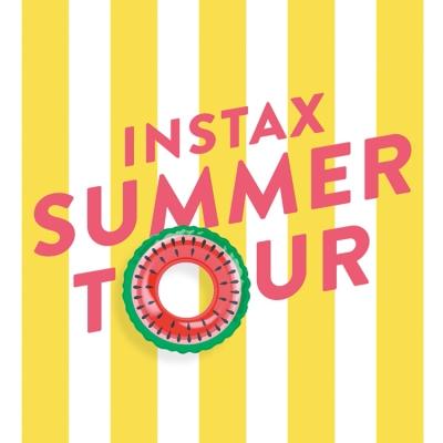 Instax Summer Tour
